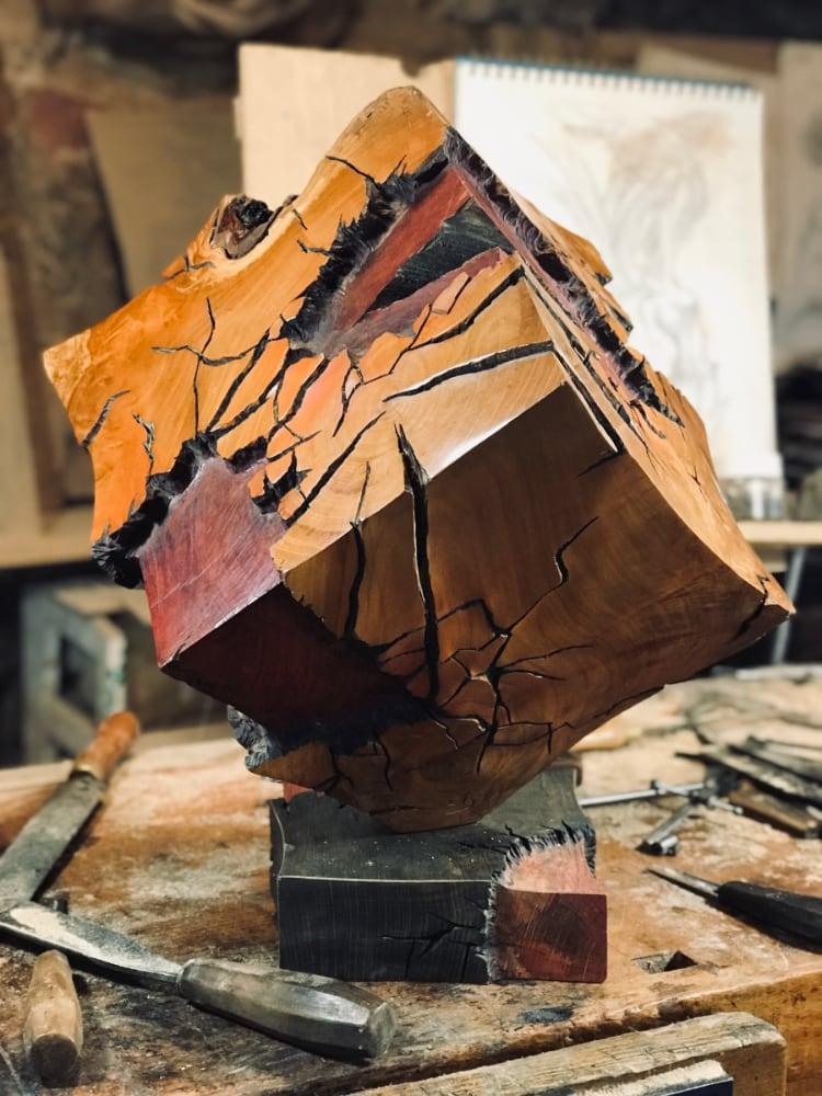 Alexandre Berlioz - Cube