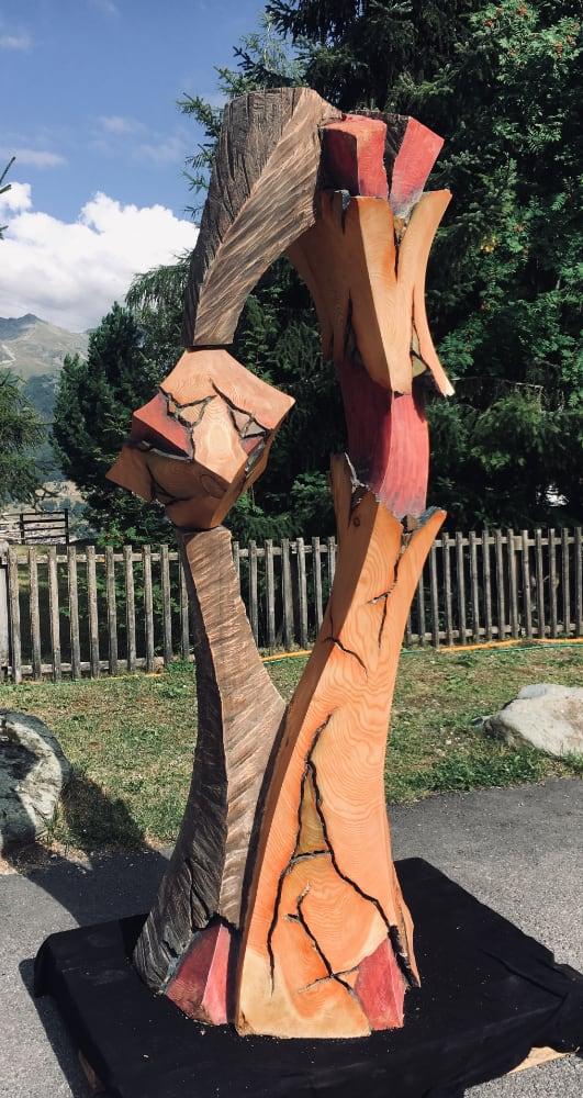 Alexandre Berlioz - Sculpture Monumentale Magnetic Concept