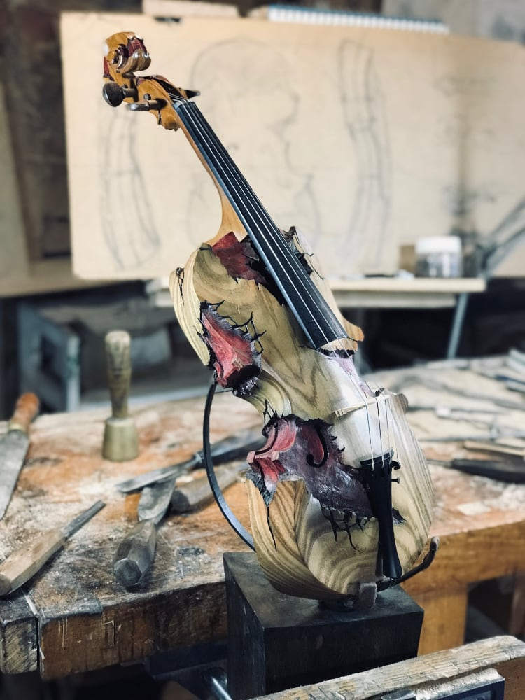 Alexandre Berlioz - Violon